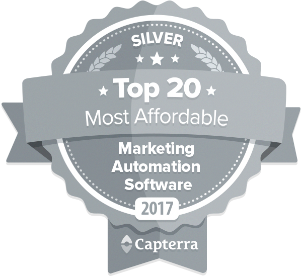Blitzen recognized as a Top 20 Affordable Marketing Automation Software