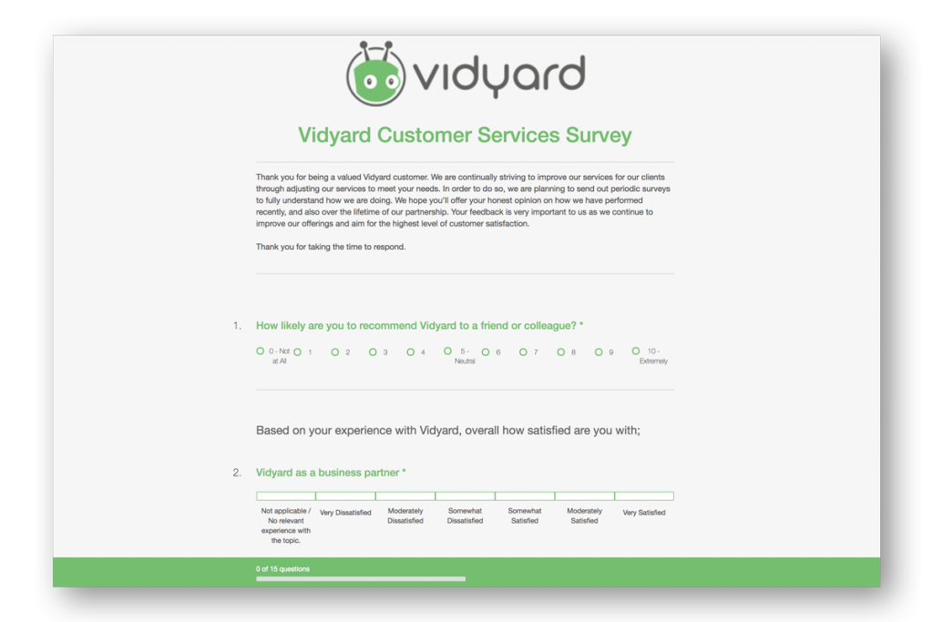 Vidyard Uses Blitzen to Understand their Customers